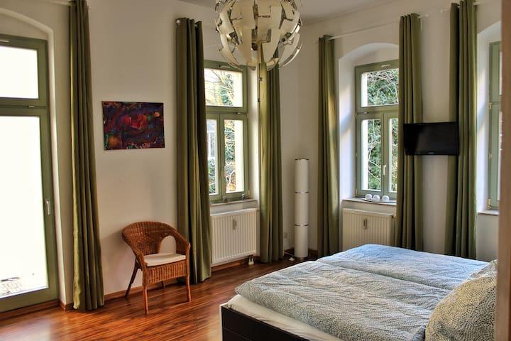 """""""Helle 2-Zimmer Wohnung direkt in der Neustadt"""""""