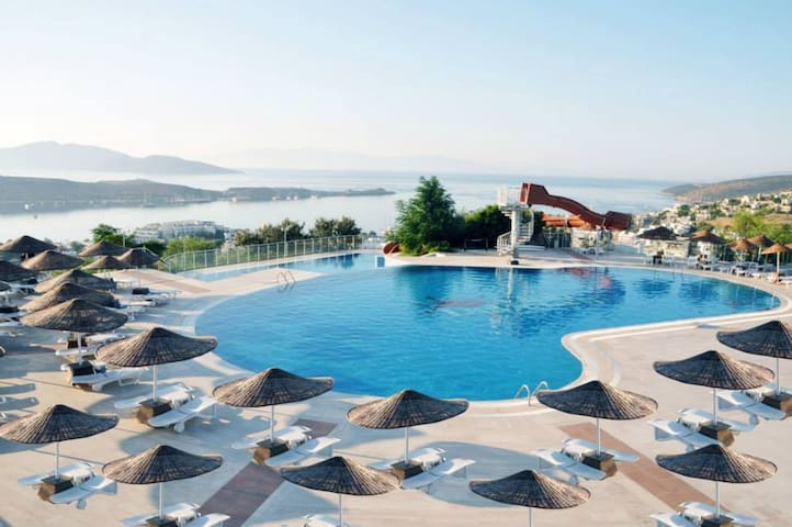 We offer you an amazing holiday... - Bodrum - Apartment