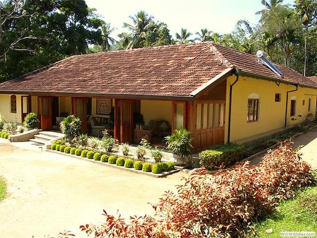 Kirinda Walauwa Resort.Kandy - Gampola / Kandy / Kandy