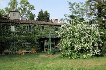 Holiday on the Florentine hills. - Vaglia - Casa