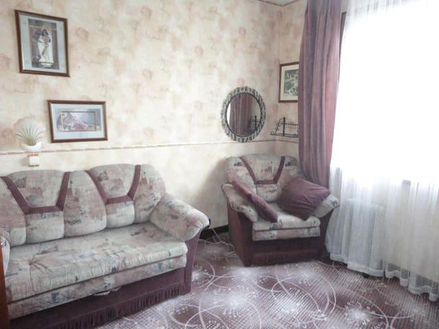 3-комнат. квартира рядом с центром - Sankt-Peterburg - Apartemen