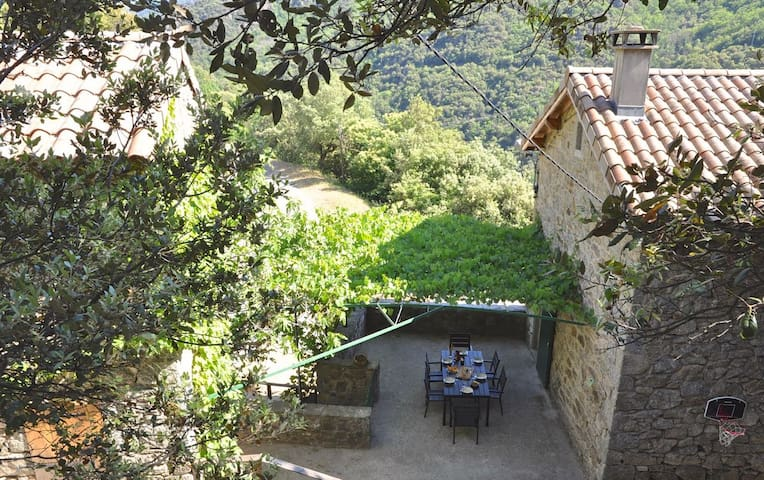 Charming Restored House -Typical French Holiday - Sainte marguerite Lafigere - Dom