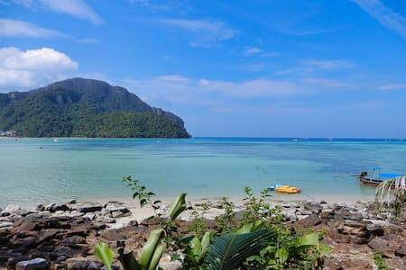 Wonderful Seafront Bungalow on Phi Phi!