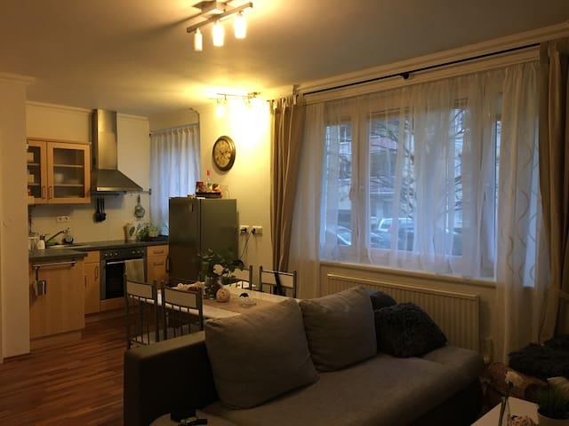 Gemütliche Garconniere - Salzburg - Apartament