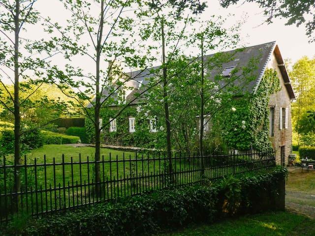 La Maison du Meunier - Beaumesnil - Rumah