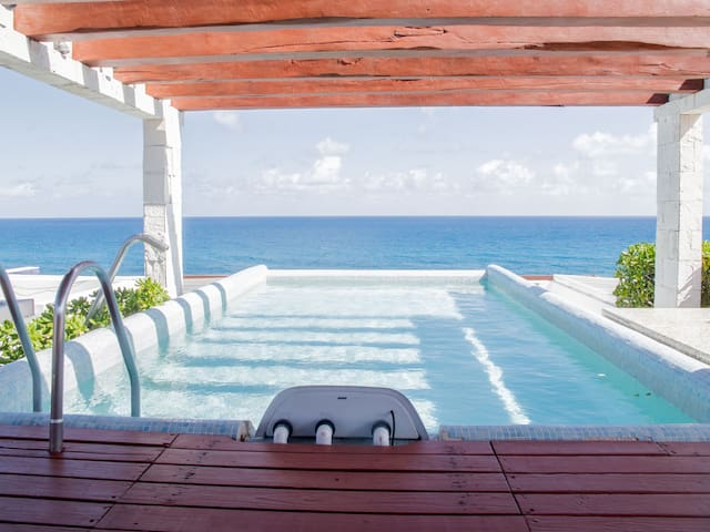 Nice and new condominium view top10 - Isla Mujeres - Byt