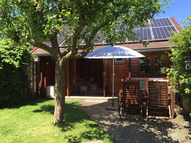 Charming Cabin with 2 bikes nearby Utrecht - Zeist - Chalet