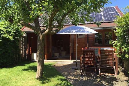 Charming Cabin with 2 bikes nearby Utrecht - Zeist
