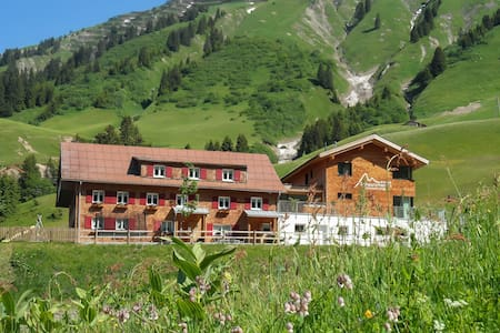 """Appartement """"Murmele"""" 2-3 persons - House"""