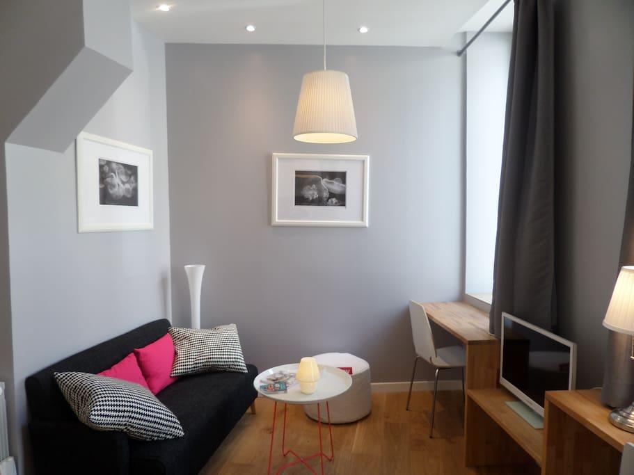 Superbe studio sur quip triangle d 39 or appartements for Appartement bordeaux triangle d or