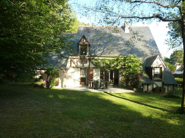 Chambre grand confort au calme - Chambray-lès-Tours - Ev