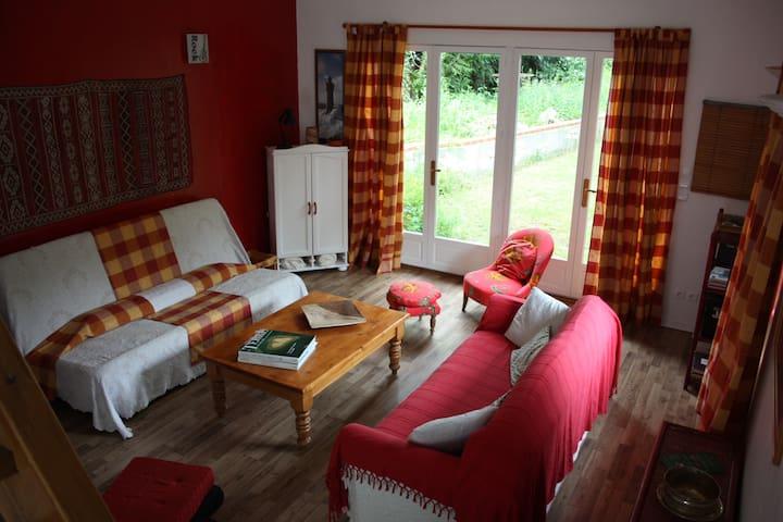 Maison en Normandie proche Dreux - Lignerolles - Hus