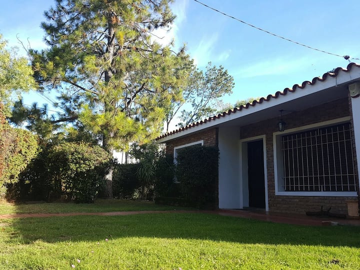 Cimarrón residence