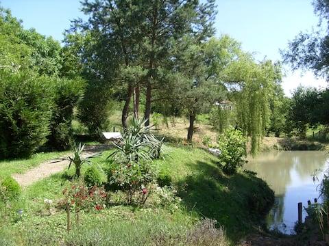Charmant gîte rural bourguignon