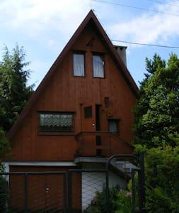 Malowniczy domek w górach - Międzybrodzie Żywieckie