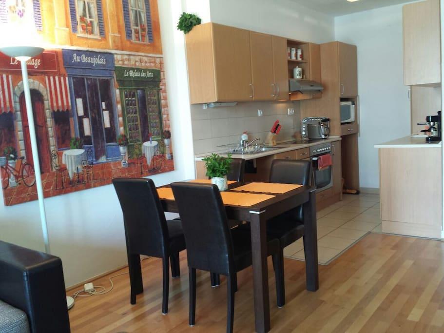 River loft budapest apartman apartments for rent