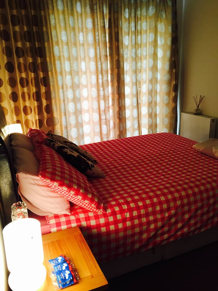 Double Room in North Dublin City.