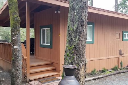 Creekside Cabin #2 - 格兰茨帕斯(Grants Pass) - 小木屋
