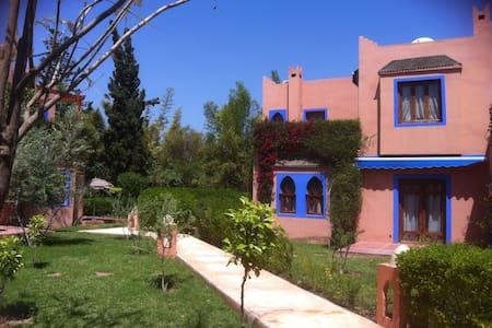 APPARTEMENT AVEC JARDIN PRIVATIF - Marrakech - Selveierleilighet