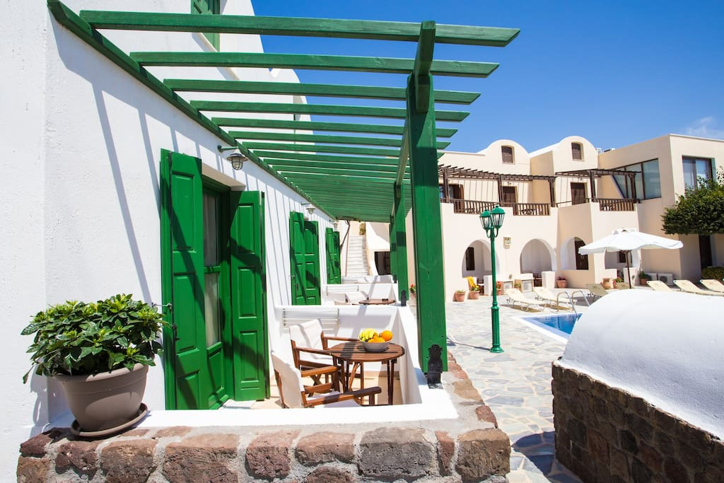 villa for 4 persons