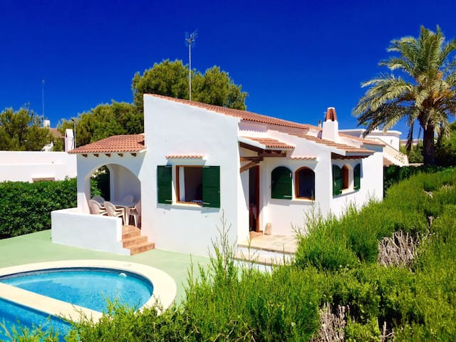 Holiday House Villa Ana 2 Pool - Ciutadella de Menorca
