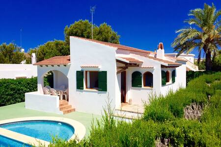 Holiday House Villa Ana 2 Pool - Ciutadella de Menorca - Casa