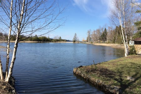 Cottage rental in the Kawartha Lake - Kirkfield - Zomerhuis/Cottage