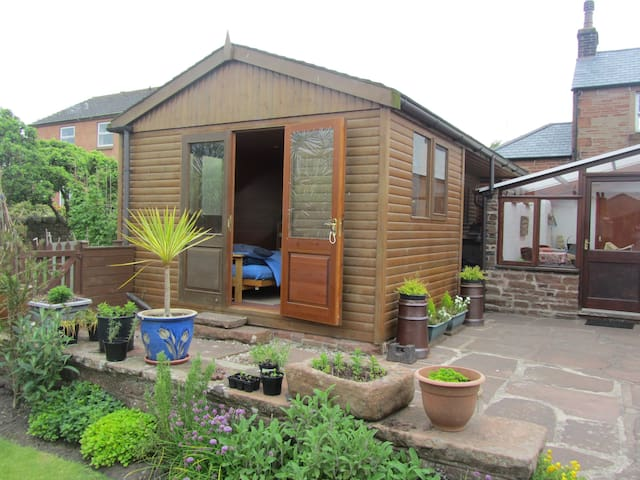 Garden Cabin in the Eden Valley - Lazonby