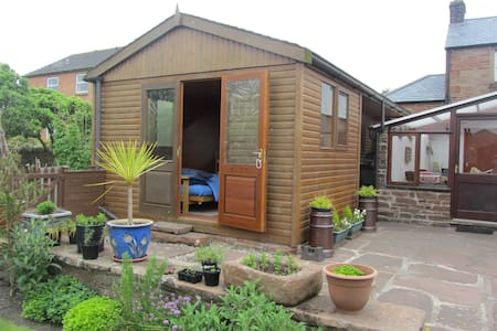Garden Cabin in the Eden Valley