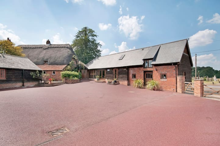 Stable conversion near Romsey
