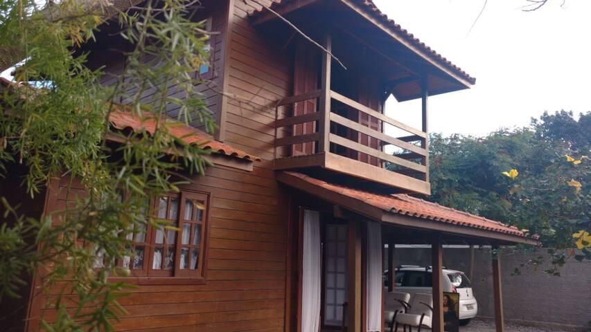 Chalé casa toda praia  Moçambique Florianópolis