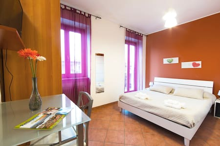 Skipper Lake Orta I - EXPO 2015 - Pettenasco - Appartement