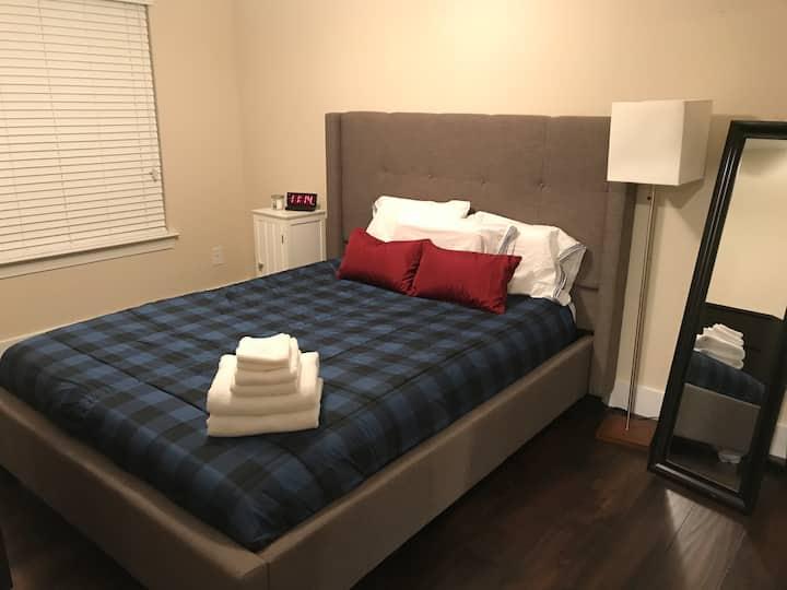 Cozy, Quiet Room A in Concord, NC Home