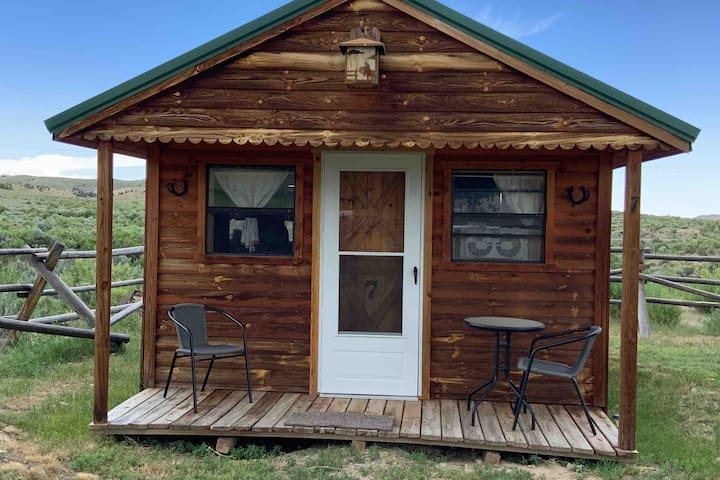 One Room Cabin #7