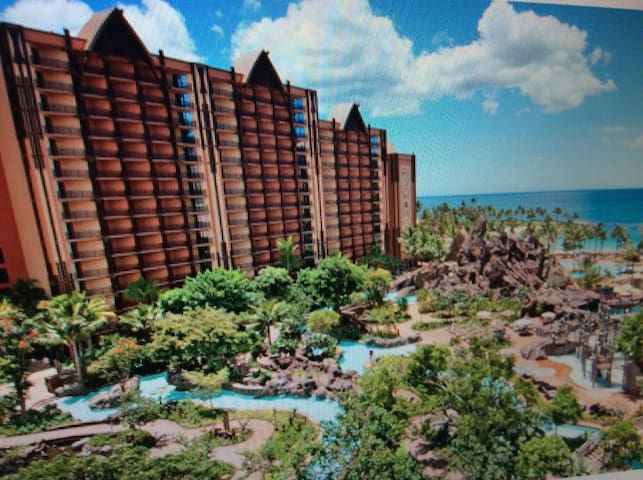 Aulani Hawaii, Disney Vacation Club Villas 5 Star! - Kapolei