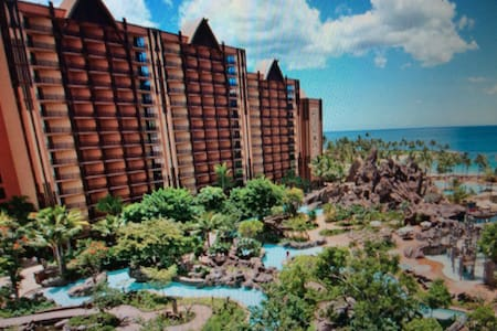 Aulani Hawaii, Disney Vacation Club Villas 5 Star! - 卡帕里(Kapolei) - 別墅