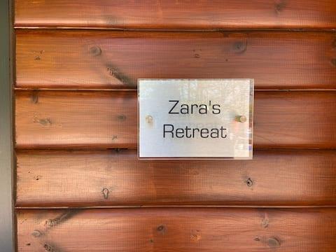 Zara's retreat
