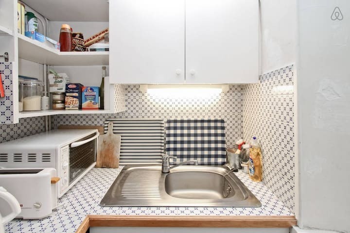 Bohême & Design Marais room - Paris - Apartemen
