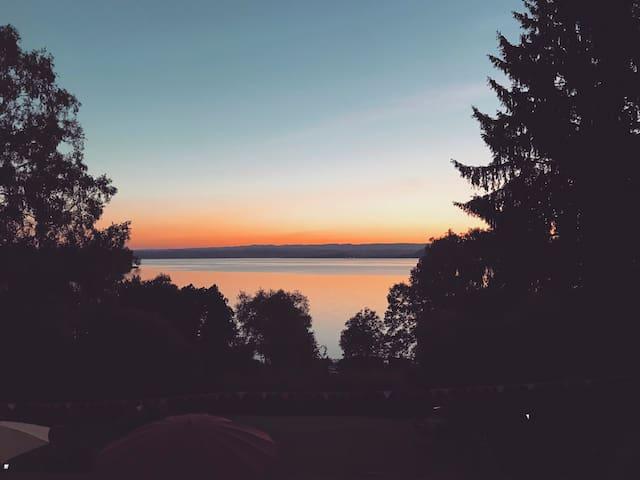 Konstanz, Nähe Mainau, Traumwohnung am See...