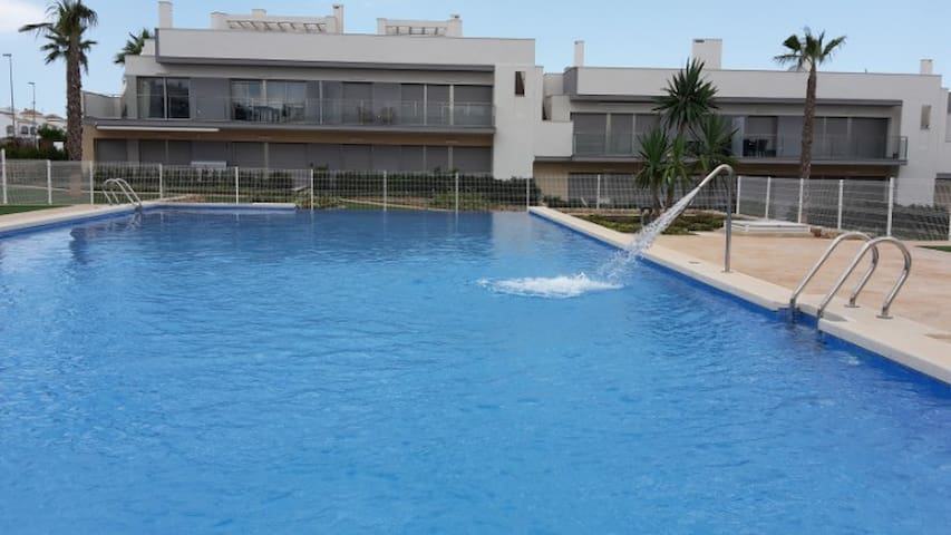 Vistabella Golf appartement au rez - Orihuela - Apartament