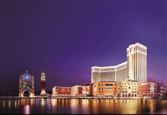 澳门威尼斯人酒店公寓/大床Venetian Hotel Apartment  in Macau