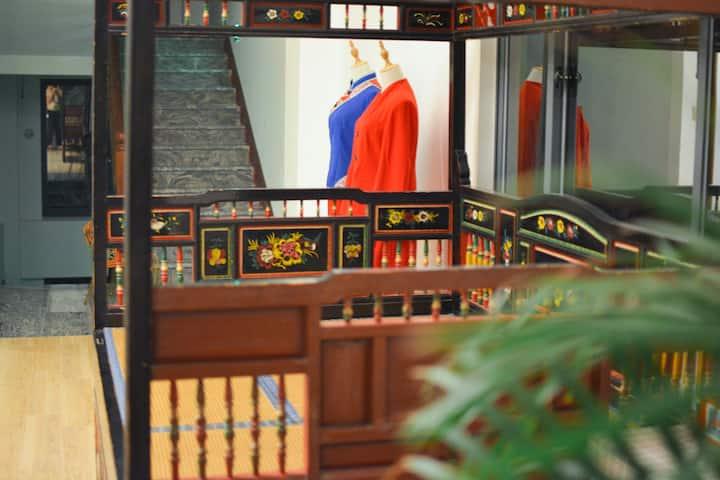 湄洲岛「我的艺术馆」文化民宿湄洲风情两室一厅套房