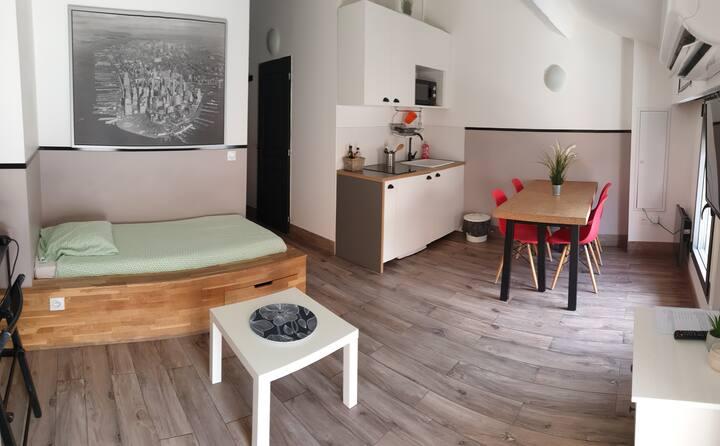 Casa'Appart centre Aix (05)
