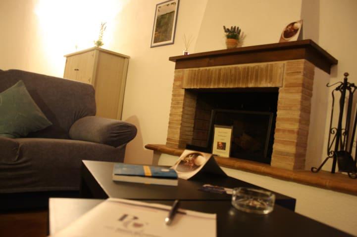 Dimora La Collegiata -Bagno Vignoni - San Quirico d'Orcia - Apartment