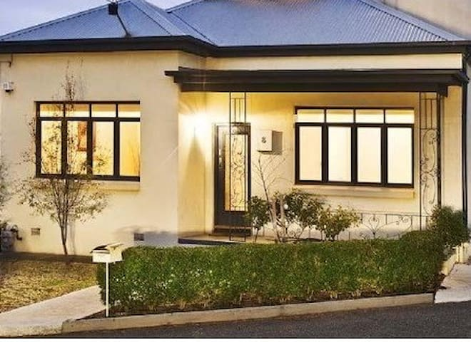 Charming 2 BR Cottage - Ascot Vale - Apartment