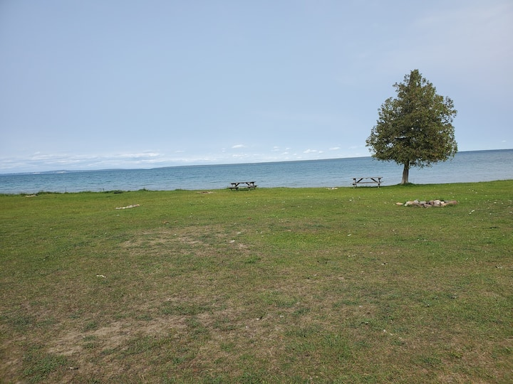 Northern MI Camping Experience