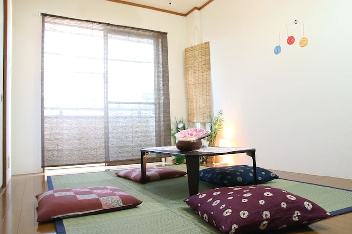 NIKKO 10minute!8Bed!wifi!2BDapart - Nikko-shi - Apartment