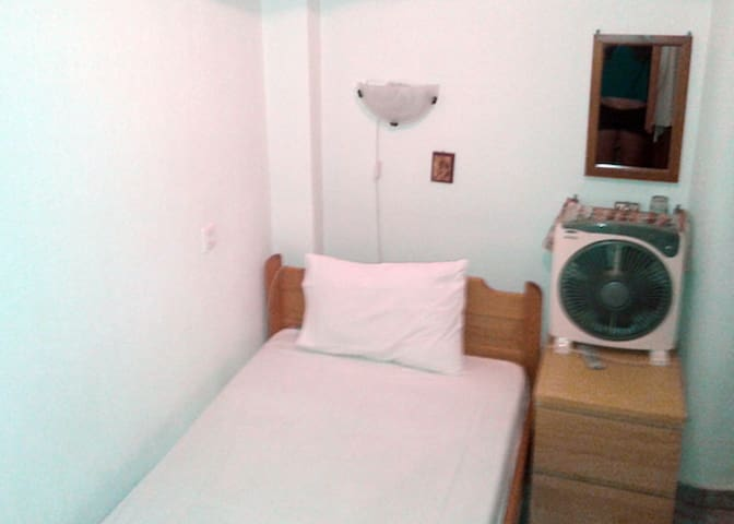 Room for one person (3b) - Nea Roda - House