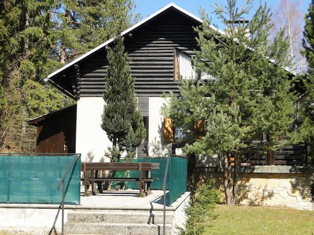 Chata Slalom - Vyšné Ružbachy - House