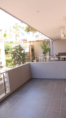 One Bedroom Apartment with Garden View